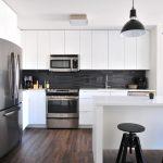 Inspiratie keuken zwart-wit
