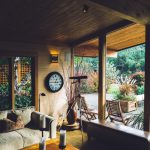 woonkamer natuur